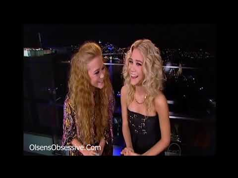 2006 - Mary-Kate and Ashley Olsen interview with Rove Australia
