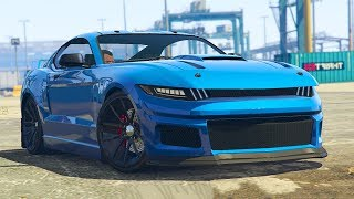 GTA 5 ONLINE - 2 NEW CARS RELEASED TOMORROW!? NEW DOMINATOR GTX & OVERFLOD TYRANT (GTA 5 Update)