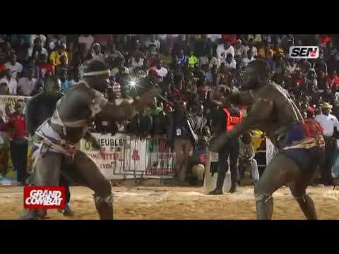 Grand Combat : Revivez l'intégralité du combat Garga vs Moussa Ndoye