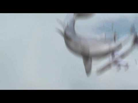 Mega Shark VS Giant Octopus - The Plane - YouTube