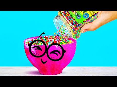 Slick Slime Sam and a FOOLPROOF BEADS BOWL