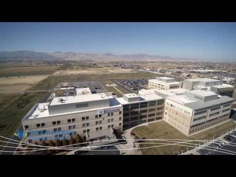Riverton Hospital stats video