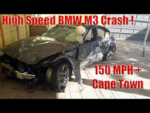 Bmw M3 F80 Accident In Cape Town In High Mp3 Video Mp4 3gp Datos