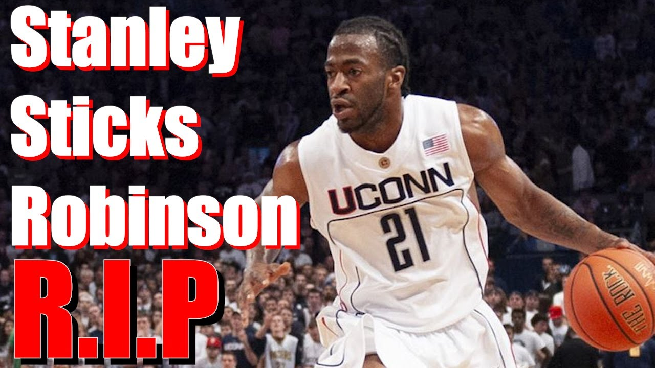 Former UConn basketball star Stanley Robinson dead at 32 years old