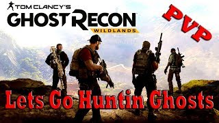 Lets Go Huntin Ghosts - Ghost War PVP
