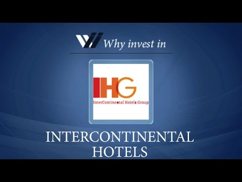 InterContinental Hotels - Why invest in 2015