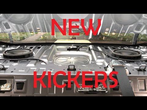 New Rear Speakers!