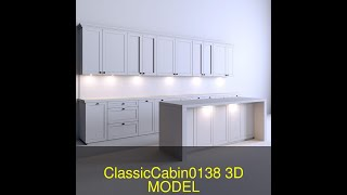 3D Model of Classic_Cabin01-38 Review