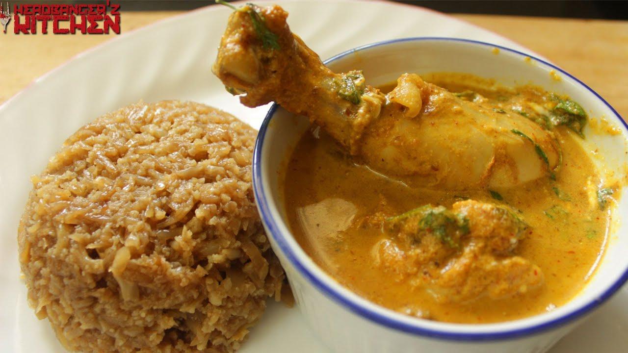 Creamy Chicken Curry Keto Recipes Headbanger S Kitchen Youtube