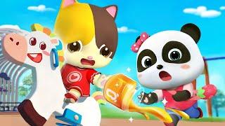 寶寶不要哭 | 2020最新學顏色兒歌童謠 | 卡通 | 動畫 | 寶寶巴士 | BabyBus