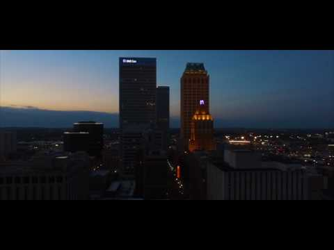 Downtown Tulsa | Drone Footage