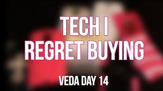 Tech I Regret Buying #SSSVEDA Day 14 | SoleilTech
