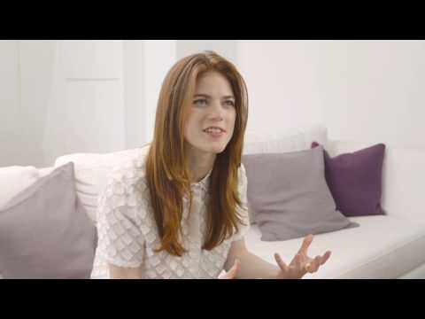 Rose Leslie reveals what makes our favourite shows so addictively good