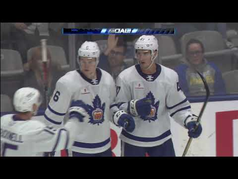 Pierre Engvall Goal - October 14, 2018