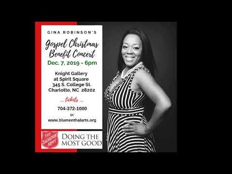 Charlotte NC - Gina Robinsons Gospel Christmas Benefit