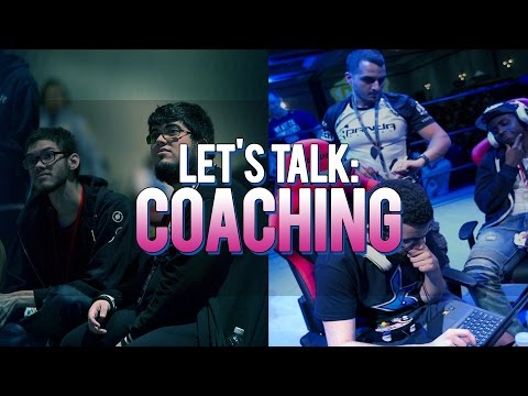 Let's Talk: Coaching in Smash 4