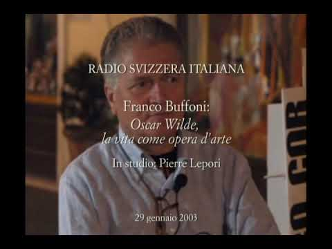 29/1/2003 - Franco Buffoni Radio Svizzera Italiana