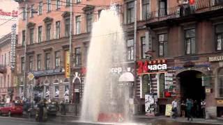 Фонтан на Владимирском))