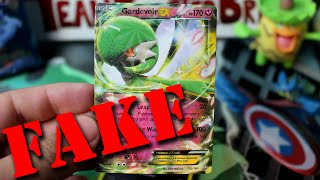 Opening FAKE Pokemon Cards! - Fake Friday