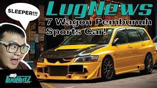 7 Wagon Sleeper Pembunuh Sports Car - LUGNEWS | LUGNUTZ Indonesia