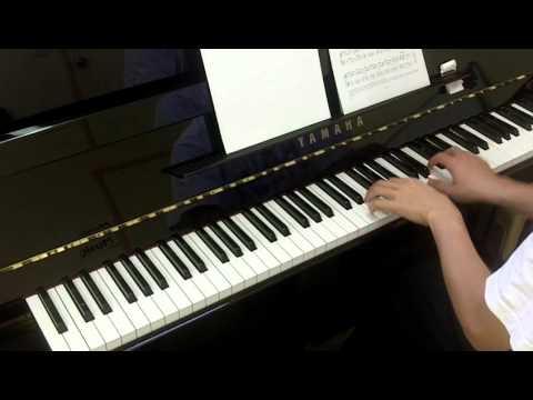 ABRSM Piano 1999-2000 Grade 3 C:3 C3 Stravinsky Larghetto No.4 from Les Cinq Doigts