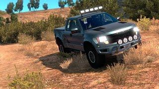 American Truck Simulator | Ford F150 SVT Raptor