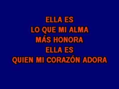 """Karaoke Jay Pérez """"Ella es"""""""