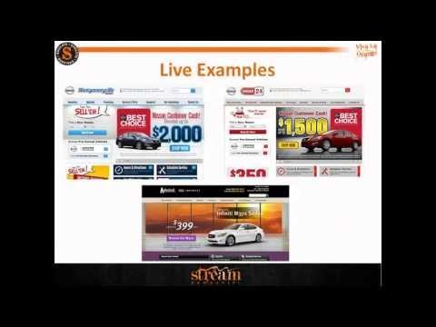 Responsive Automotive Website Design