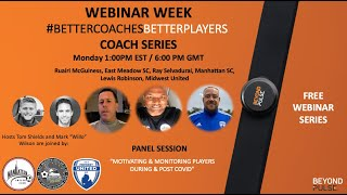 Motivating and Monitoring Your Players In and Out of Lockdown - Panel Session