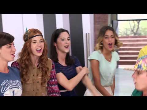Violetta 3 - Todos juntos cantan Friends 'Till The End