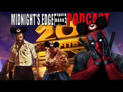 Fox Close to Deal with Disney-M E A D Podcast
