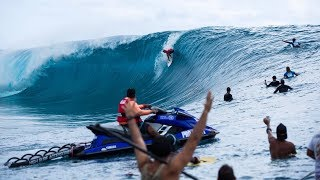 BEST HEAT OF ALL TIME ! JOHN JOHN FLORENCE VS KELLY SLATER BILLABONG PRO TAHITI 2014 SEMIFINAL 2