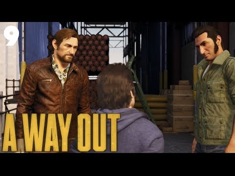 A Way Out (Co-Op) | We Have Ways Of Making You Talk. | Episode 9