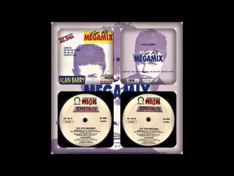 ALAN BARRY - TOP HITS MEGAMIX 1989