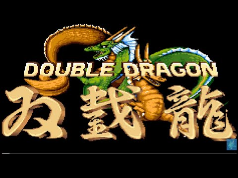 Retro Classic 1987 Arcade Classic Double Dragon Game Playthrough Retro game