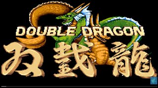 Retro Classic 1987 Arcade Classic Double Dragon Game Playthrough Retro game
