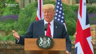 Trump Hopeful For Better Russia Ties Ahead Of Putin Talks thumbnail