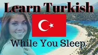 Download Lagu Learn Turkish While You Sleep 😀 130 Basic Turkish Words and Phrases 👍 English/Turkish mp3