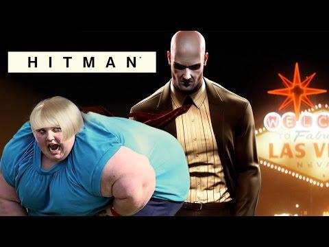 HITMAN GETS LUCKY - Hitman Blood Money Gameplay Part 8