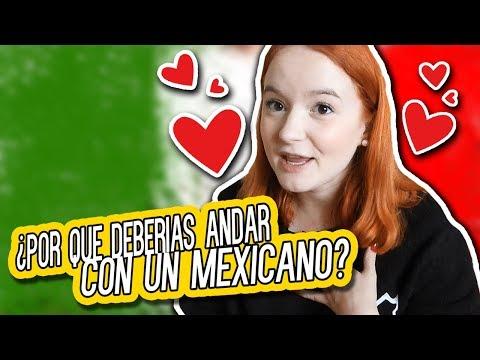 ¿Por Que A Las EXTRANJERAS Les Gustan Los MEXICANOS?