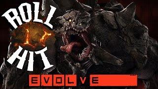 Evolve | Behemoth Just Roll & Hit!