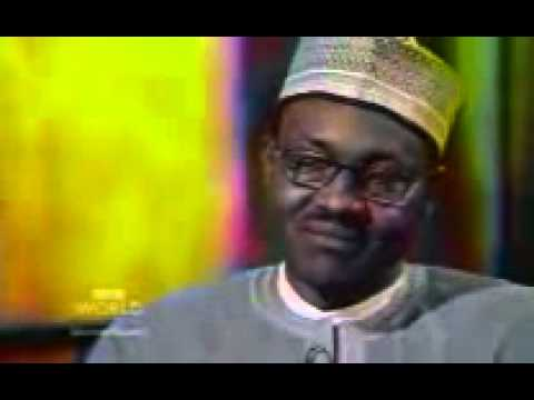 Hardtalk Interview with Buhari - 2004