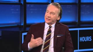 Real Time with Bill Maher: Gov. Mike Huckabee Interview (HBO)