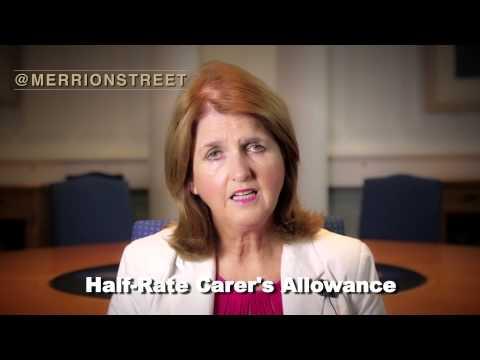 Social Protection Minister Joan Burton on #Budget14