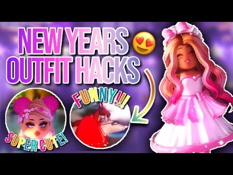 The Cutest New Years Outfit Hacks Ever Royale High Outfits Hacks Youtube Headscarves protect your hair and add a finishing touch to your outfit without overdoing it. the cutest new years outfit hacks ever royale high outfits hacks