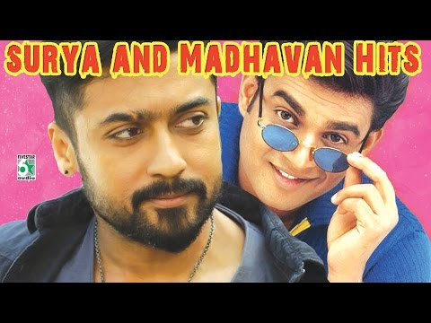 Suriya & Madhavan Super Hit Popular Audio Jukebox