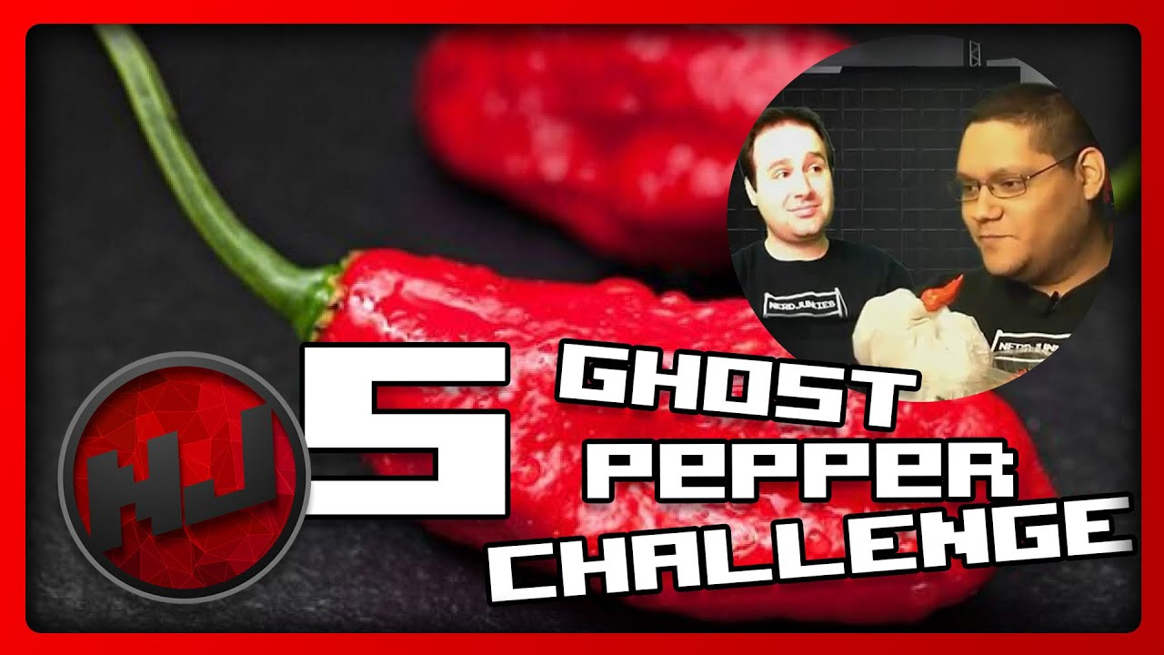 Archive: The Ghost Pepper Challenge