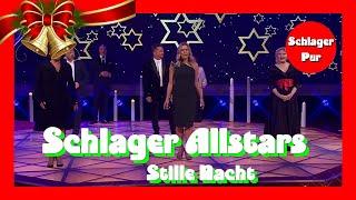 🎄⛄🎅🎁 Schlager Allstars - Stille Nacht (Die große Show der Weihnachtslieder 2020)