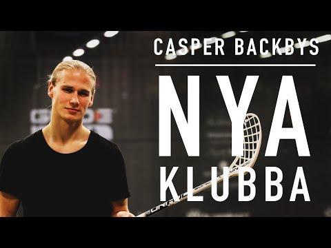 Casper Backbys nya