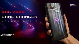 AKHIRNYA! ROG Phone 3 Resmi Meluncur 22 Juli | Bocoran Terbaru Indonesia!